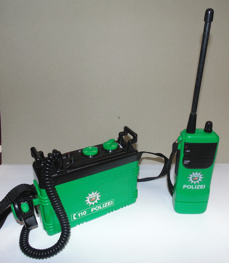 Funkgerät 4m Sinnvoll Teletron Fug 8b Funktechnik Betriebsfunkgeräte